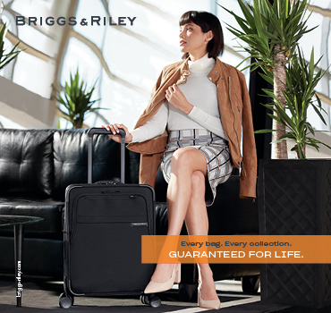 Briggs & Riley Advertisement